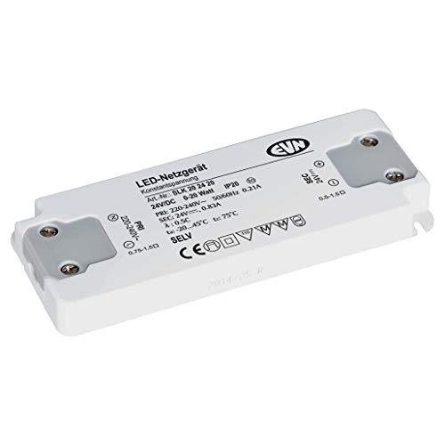 EVN Lichttechnik LED-Netzgerät SLK202420 24VDC 0-20W IP21 LED-Betriebsgerät 4037293405126
