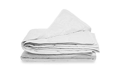 Daunen Step | Piumone In Cotone Cottonstep | Leggero (Mid-Season) | 250X220 Cm Matrimoniale