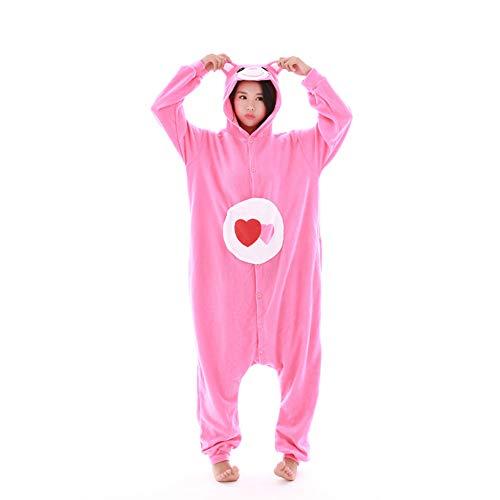 Pijama Animados Cosplay Animal para Adulto Unisex