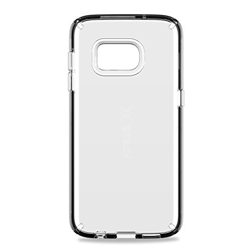 Speck Products Samsung Galaxy S7 Case, CandyShell Clear Case, Military-Grade Protective Case