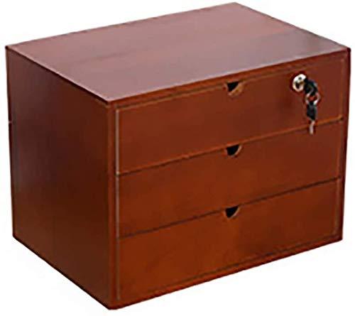 Archivo contenedor con cerradura y llave, cajón archivador 4, el archivo de gabinete, Fichero archivador, Cajón 4 Archivador Acabado del gabinete, Oficina Almacenamiento De Oficina Muebles Rango, gave