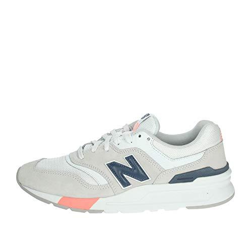 New Balance Zapatillas para Mujer CW997HVP_37, Color Gris, EU