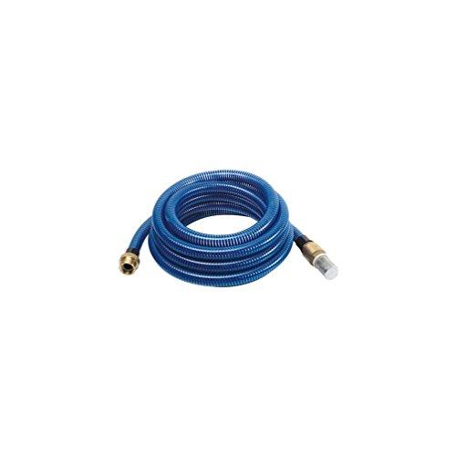 Ribimex PRKAL25 Kit d'aspiration, diamètre 25 mm, longueur 4 m, bleu, 11 x 35 x 35 cm