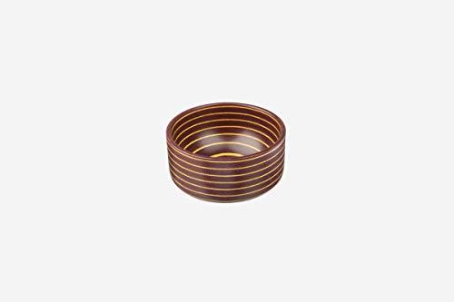 Porte-savon Rasur - Diamètre : 9 cm - En bois - Multicolore