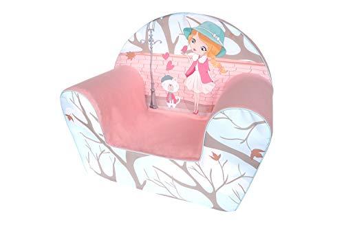 knorr toys 68353 Sessel, rosa