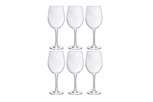 COSY & TRENDY 1354 Cosy Moments Lot de 6 verres à vin,48 Cl