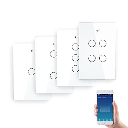 Rolladenschalter Wall Touch Smart Light...