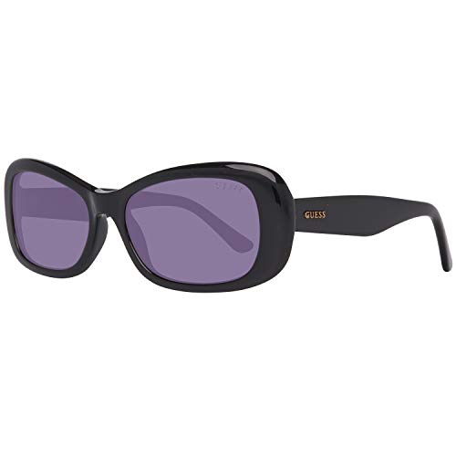 Guess Sun GU7476 01A-54-16-135 Gafas de sol, Negro (Black), 54 para Mujer