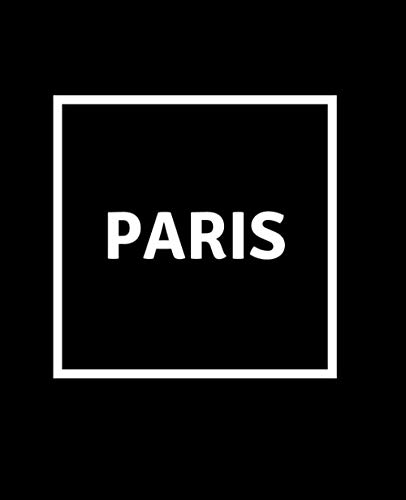 PARIS: A Decorative Book for Coffee Tables, Bookshelves, Interior Design Styling & End Tables ( WITH CONTENT ) Stack Decor Books to Add Home ... Ideal for Your Own Home Decor or as a Gift