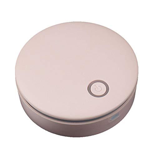 USB-Luftreiniger, tragbar, Lufterfrischer für Katzentoilette, kann an Mülleimer, Kühlschrank, Kleiderschrank, Schuhschrank, Katzentoilette, Auto platziert werden.