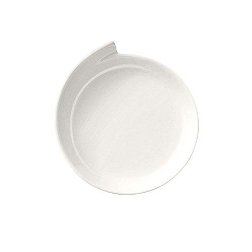 Villeroy & Boch NewWave Piatto da Portata, 30 cm, Porcellana Premium, Bianco