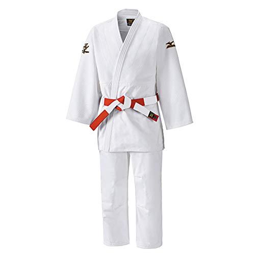 Mizuno Judogi Yawara 750 gr Blanco (4)