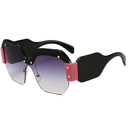 Heren Dames klassieke zonnebril Shades Vintage