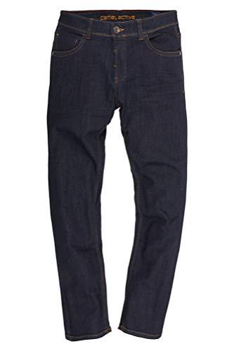 camel active Herren 9887 Jeans, Blue Rinse, W38/L32 (38/32)