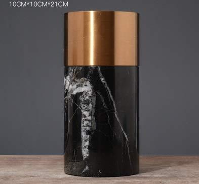 Aaedrag Cuadrada Moderna Simple de mármol Tiesto decoración de Hogares de Propósitos Múltiples rotulador de la Bandeja Pot Planta Comercial de Interior al Aire Libre Pot Inicio de Escritorio alféizar