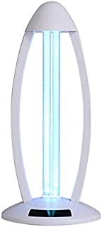 TZOU UVC Sterilizing Lamp Portable Disinfection Light with Ozone Lamp for Home 38W 220V/110V YC-XDD-38W European Regulation