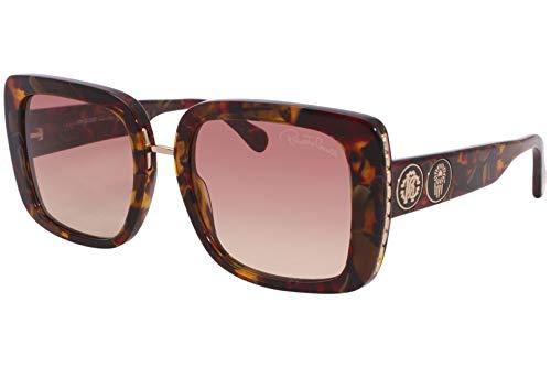 Roberto Cavalli RC 1127 54T - Gafas de sol, color rojo