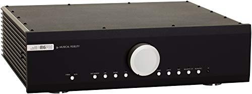 Lowest Prices! Musical Fidelity M6s PRE Balanced Preamplifier with USB/MM/MC Phono-Ins (Black)