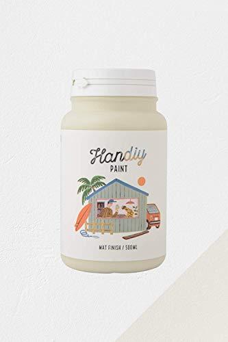 HANDIY PAINT(ハンディペイント) チョークペイント塗料 コットン(つや消し白)