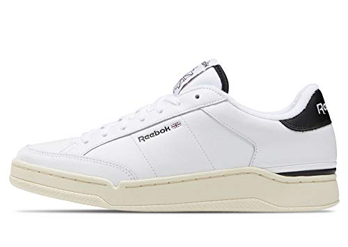 Reebok AD Court, Zapatillas Deportivas Unisex Adulto, FTWR White Core Black White, 44.5 EU