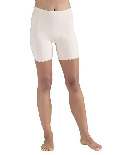 Skiny Damen Micro Lovers Hose, beige, 36/38