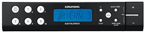 Grundig DKR 700 DAB+ Küchenradio Schwarz