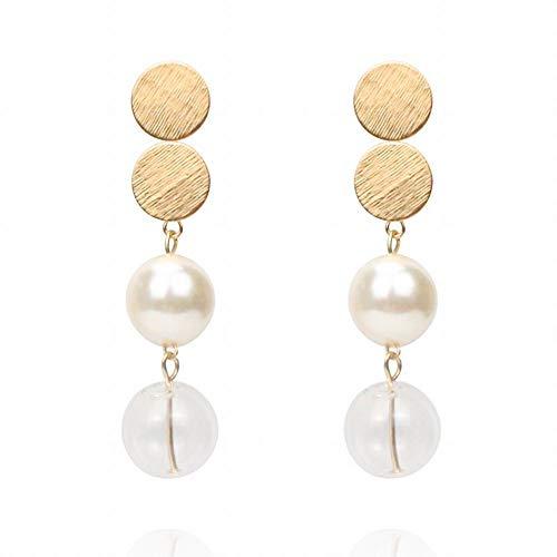 WANGLETA Stud Earrings gota aretes de regalo para las mujere