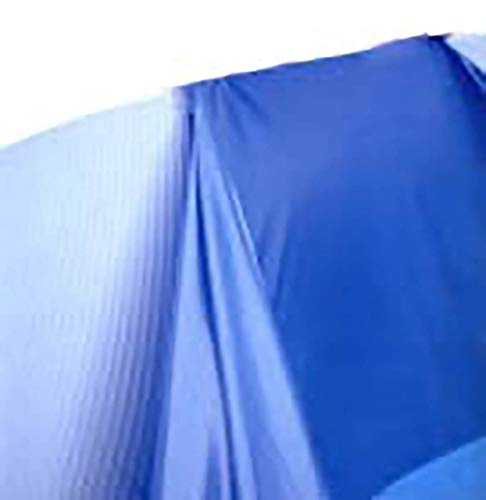 Summer Fun Innenauskleidung für Rundbecken 350x90cm - Dicke 0,2mm - Tiefe 90cm - Farbe blau - Overlap