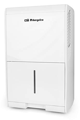 Orbegozo DH 1038 Deshumidificador, 205 W, 10 litros, Blanco