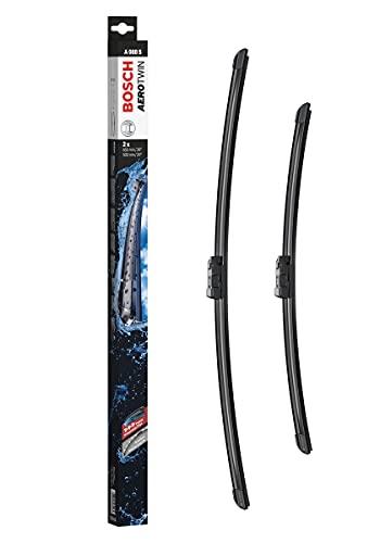 Bosch Aerotwin Escobilla limpiaparabrisas A088S, Longitud: 650 mm/500 mm – 1 juego para el parabrisas (frontal)