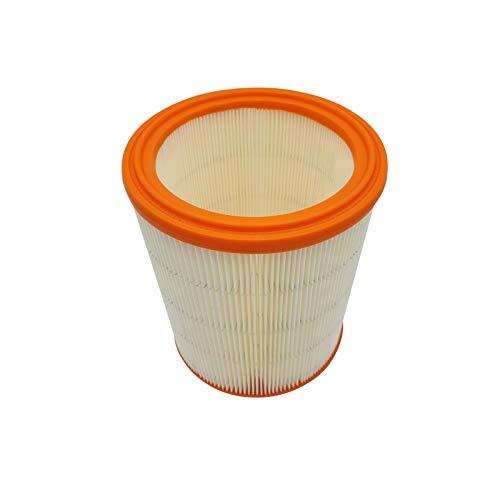Reinica Luftfilter Staubklasse M für Festool SR 203 E-AS Filter Lamellenfilter Staubfilter Faltenfilter Staubsaugerfilter Flachfilter Flachfaltenfilter