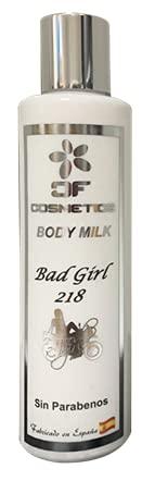 Body Milk Perfumado CIENFRAGANCIAS (Bad Girl)