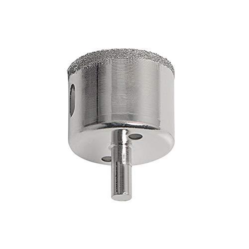Aopin Diamond Drill Bits, Hollow Core Drill Bit Suitable for Glass, Ceramics, Stone, Glass Hole Saw, Diamond Drill Bit, Carbon Steel, 40mm Cutting Diameter, 1Pcs