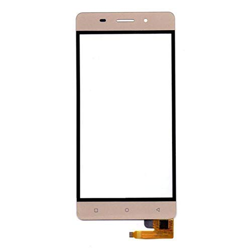 REOTEL Touch Screen digitizer Glass Panel Glas Part for GIONEE M5 LITE (Gold)