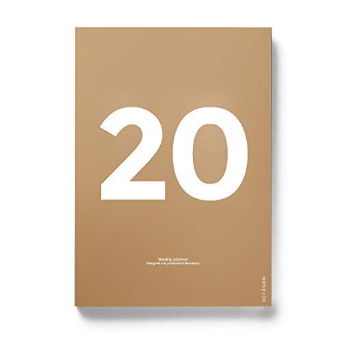Oct/àgon Design Planner mensile Sept20-Ago21 SIM. A5
