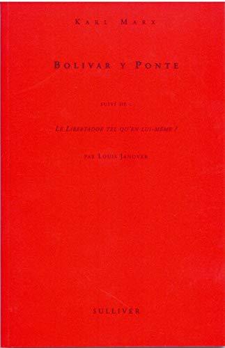 Bolivar y ponte
