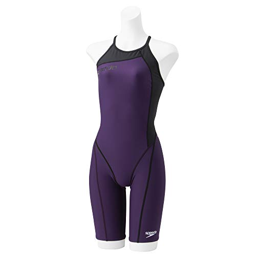 Speedo(スピード) 練習水着 レディース ニースキン バケット ターンズ 競泳 トレーニング STW12050 ナイトトパーズ NT M