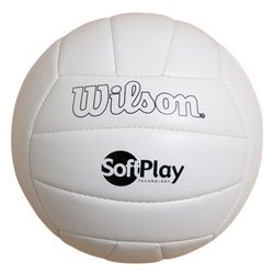 Wilson Soft Play Volleyball (EA)