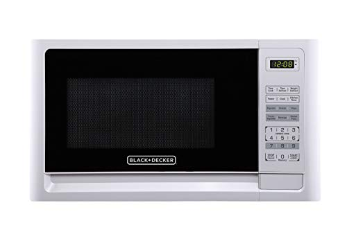 Black+Decker EM925AFO-P1 0.9 Cu. Ft. Digital Microwave