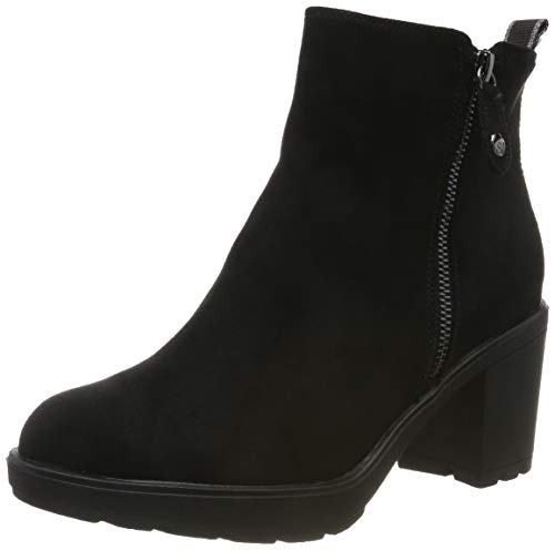 s.Oliver Women's 5 5 25412 23 Ankle Boots, (Black 001), 4.5 UK