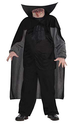 amscan- Disfraz de hombre sin cabeza, 845773-55, XXL