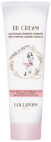 Lollipops Make Up Paris Mademoiselle Absinthe - BB Creme Unique N 1, 1er Pack (1 x 30 g)