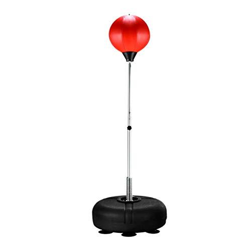 Boxe Piattaforma Punchingball Palla Sfiato Verticale Sacco di Sabbia da Decompressione Palla da Reazione Palla da velocità Palla da Ginnastica Profess