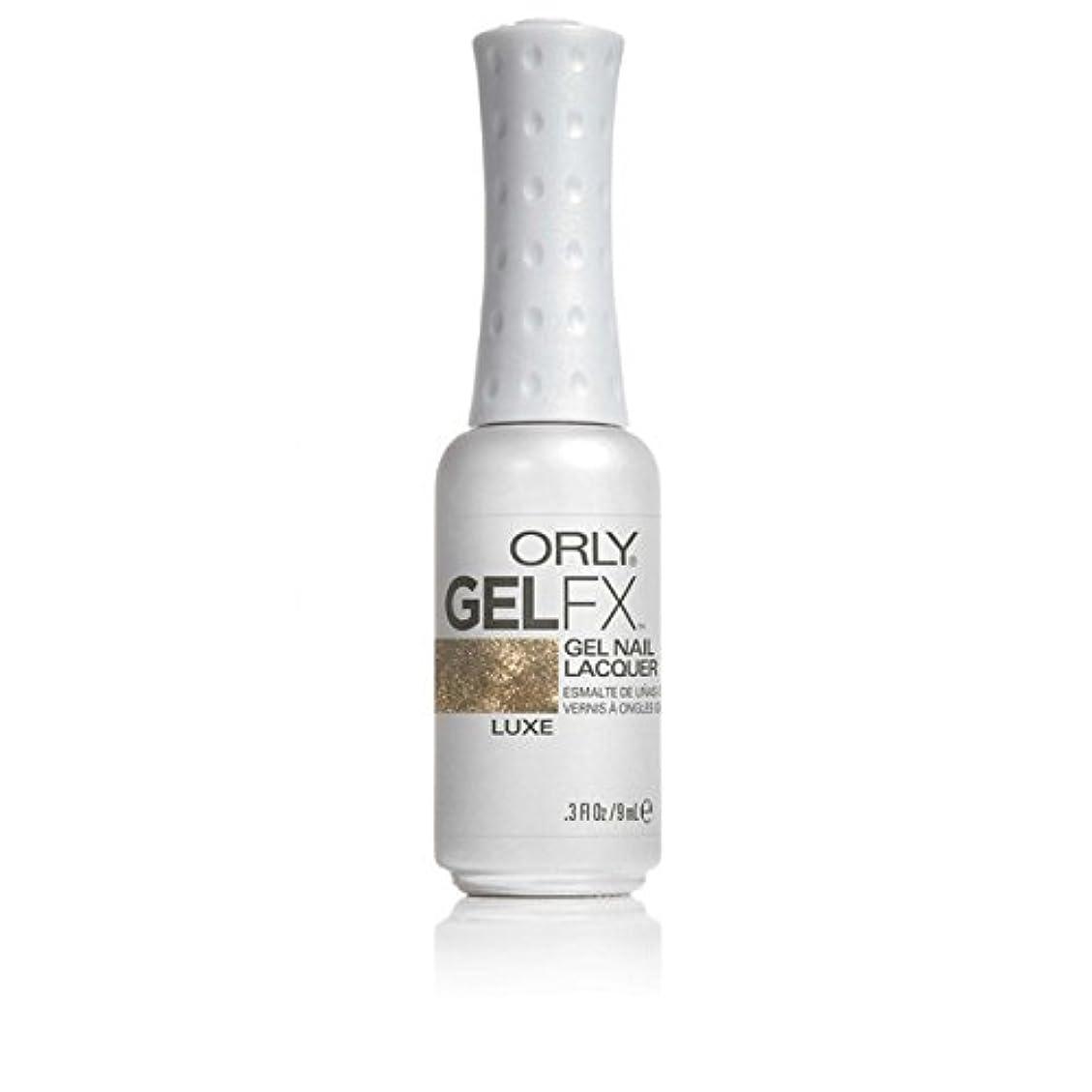 気絶させる羊飼い麻痺ORLY(オーリー)ジェルFXジェルネイルラッカー 9ml ラックス#30294