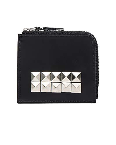 [コムデギャルソン] 財布 ウォレット メンズ studded leather zip ウォレット COMME DES GARÇONS Men`s wal...