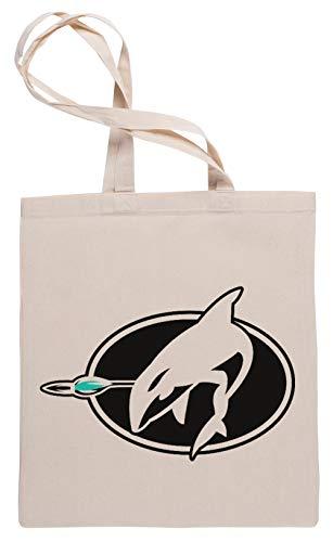 Wigoro Ballena Logo - Soldado Americano Joe Bolsa De Compras Tote Beige Shopping Bag