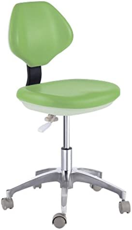 San Diego Mall Limited time trial price APHRODITE Portable PU Leather Seat C Height Dentist's Adjustment