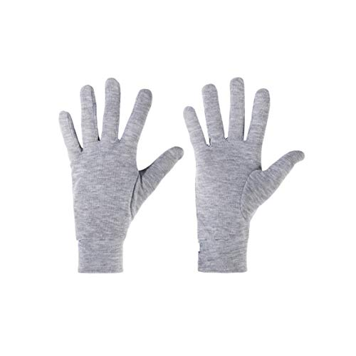 Odlo Gloves Originals WARM Handschuhe, Grey Melange, M