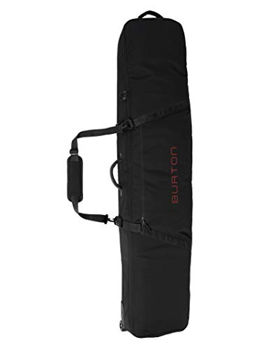 Burton Wheelie Gig Board Bag, True Black New, 156