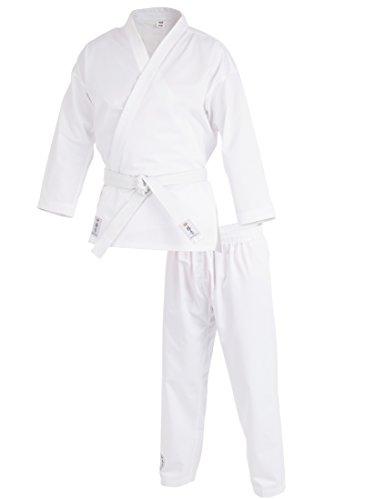 Ultrasport Kampfsportanzug Karate für Kinder, Jugendliche, Erwachsene